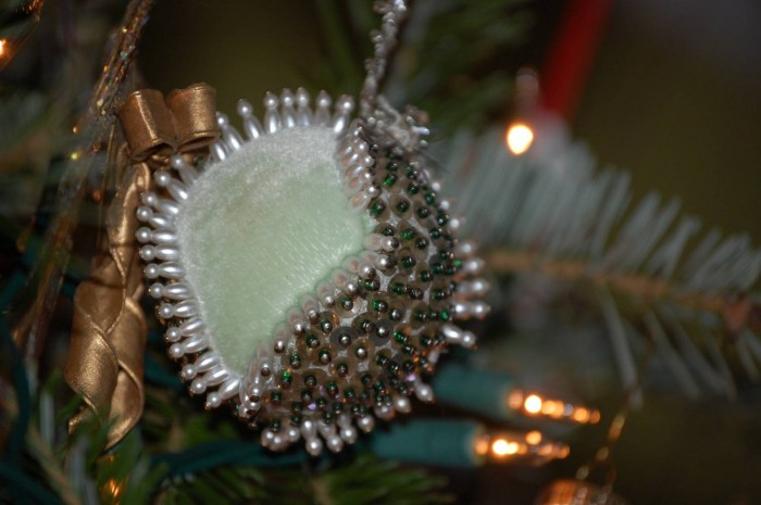 Rare homemade ornament