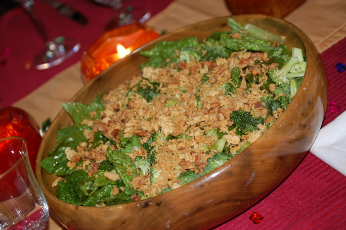 Asain Broccoli Salad