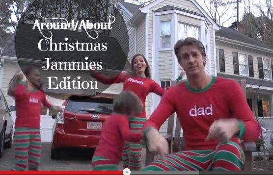 Around About - Christmas Jammies Edition