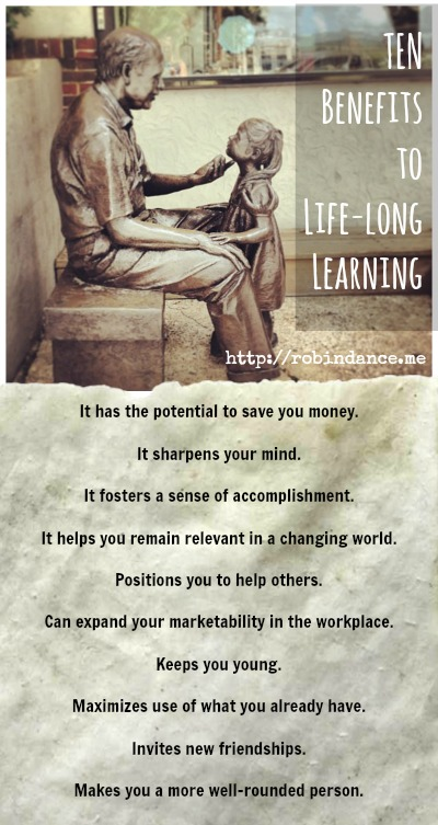 Benefits of Life-long Learning