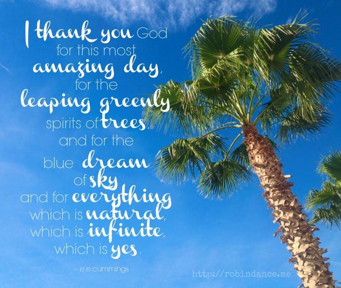 Prayer of thanksgiving image