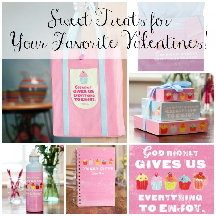 Sweet Treats Collection from DaySpring