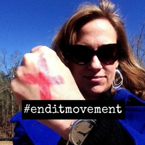 #enditmovement