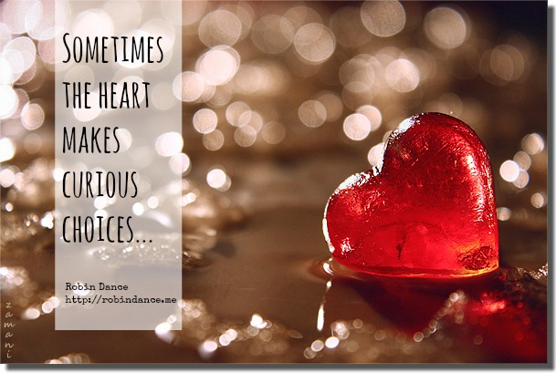 Heart Quote and Image