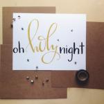 O Holy Night by Aliza Latta