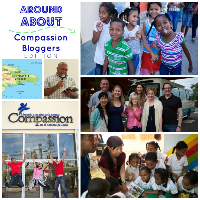 Compassion Bloggers in the Dominican Republic