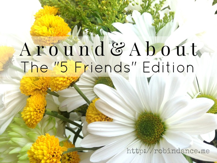 Around About by Robin Dance
