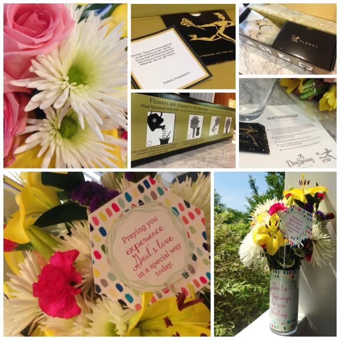 DaySpring-FTD Floral Giveaway