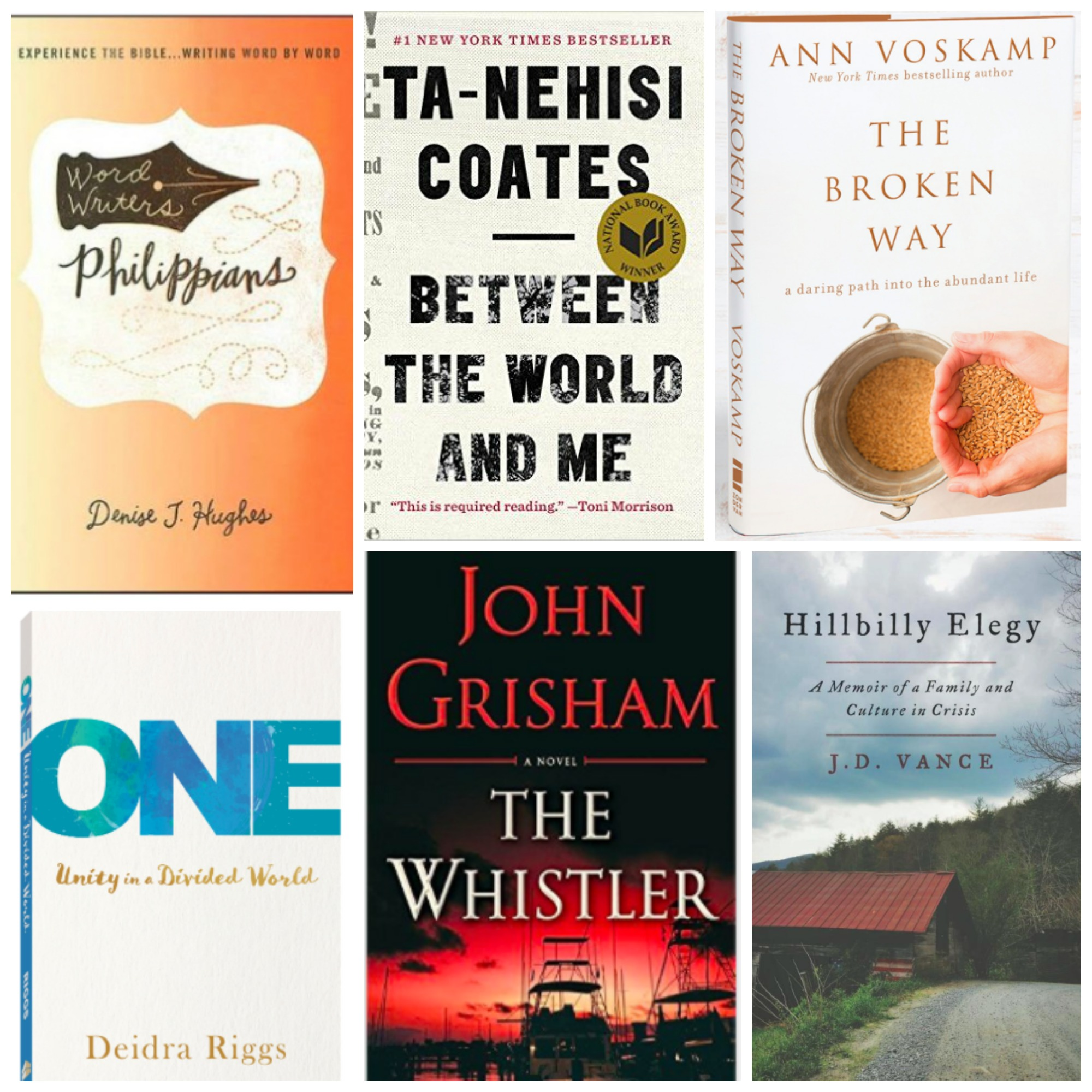 Books: Some I'm Reading & More I Can't Wait To