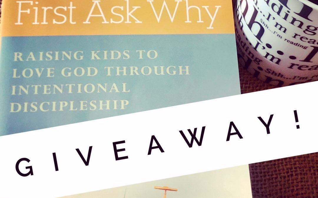 First Ask Why || Interview With Author Shelly Wildman & Book Giveaway!