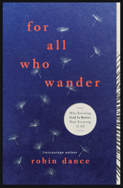 For All Who Wander Book